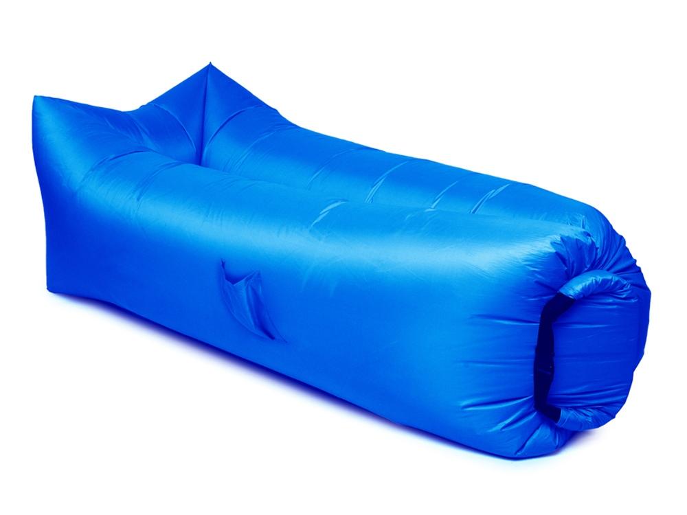 Надувной диван БИВАН 2.0, синий