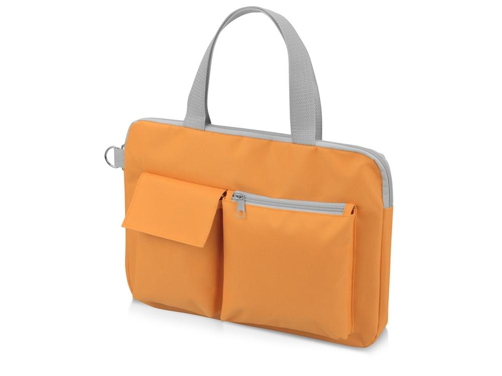 Конференц сумка для документов Event, оранжевый
