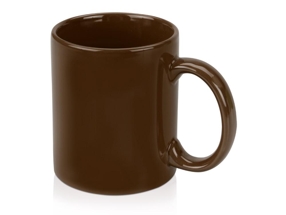 Кружка Марго 320мл, коричневый