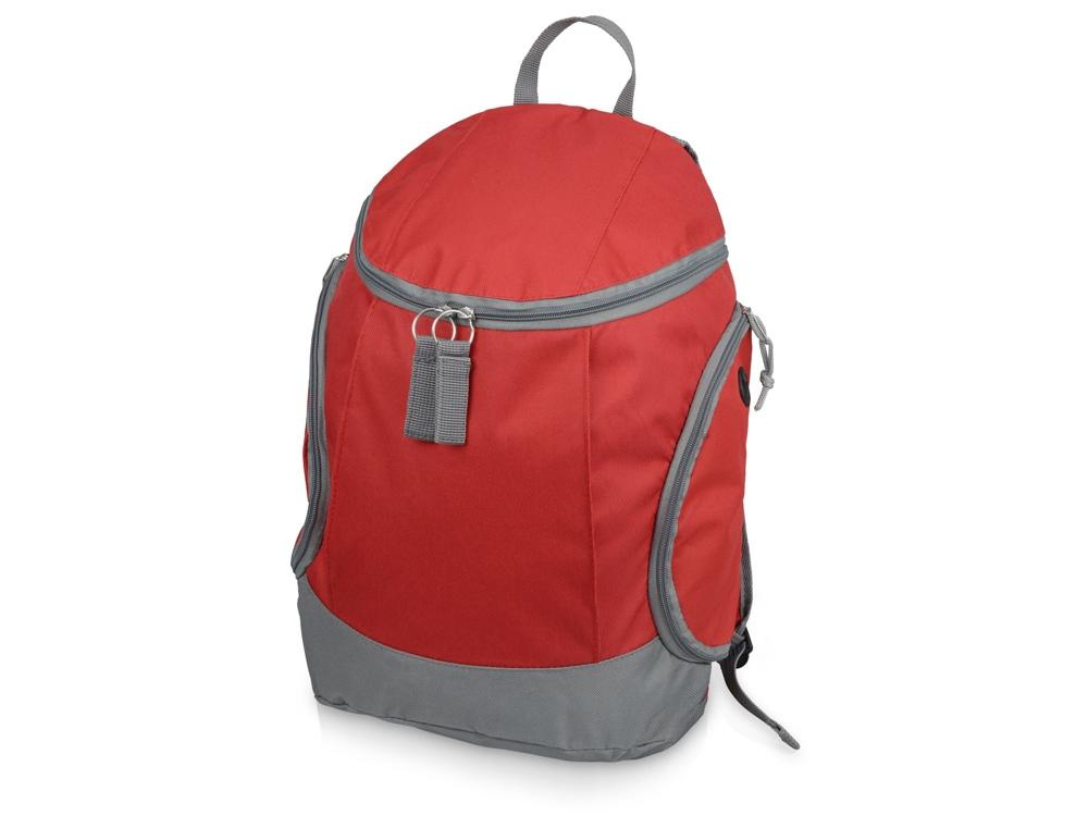 Рюкзак Jogging, красный/серый