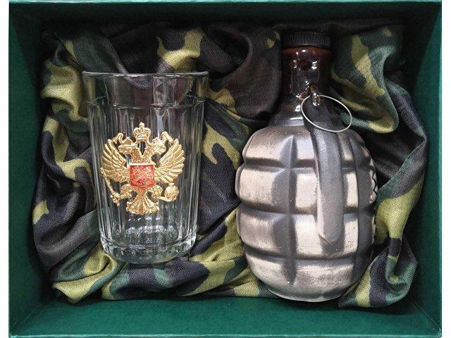 Подарочный набор «Боевые 100 грамм» (арт. 1818)