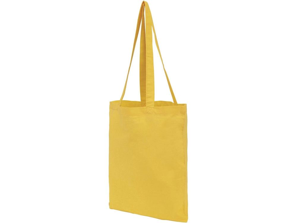 Сумка хлопковая Carolina, желтый