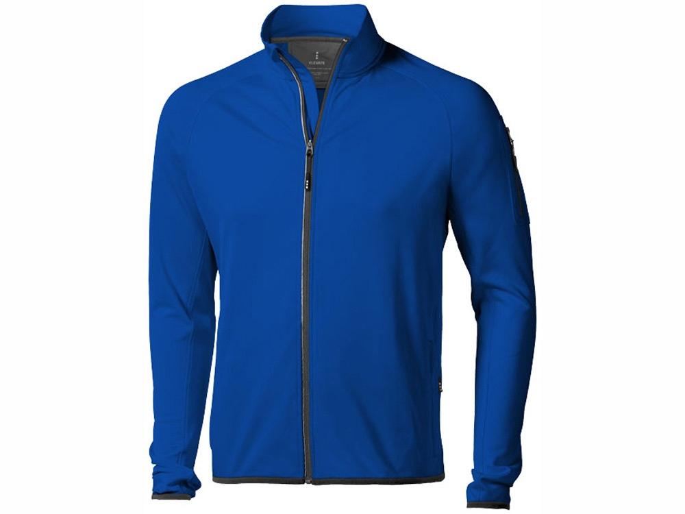 Куртка флисовая Mani мужская, синий