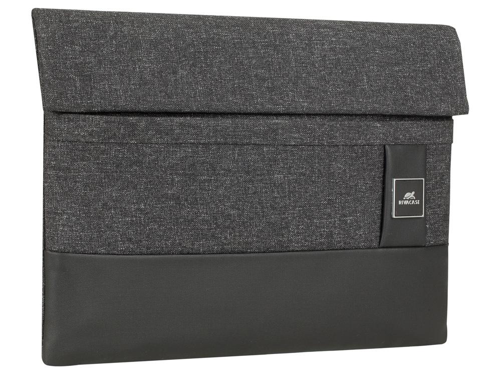 Чехол для MacBook Pro 13 и Ultrabook 13.3 8803, черный меланж