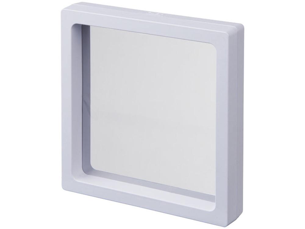 Подарочная коробка с термоусадочной пленкой, белый