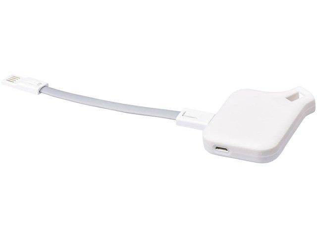 Набор для зарядки 500 mAh, белый