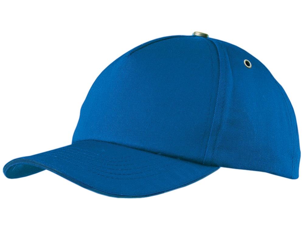 Бейсболка New York C 5-ти панельная, кл. синий