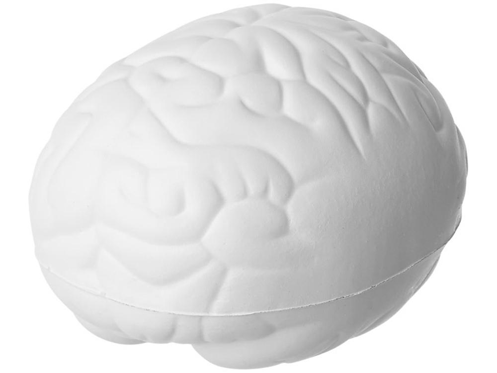 Антистресс Barrie в форме мозга, белый