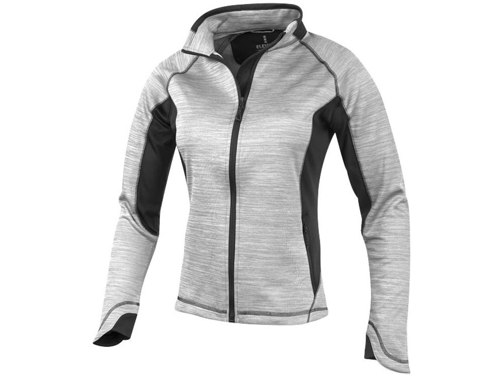 Куртка Richmond женская на молнии, серый меланж