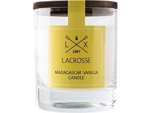 Свеча ароматическая в стекле «Мадагаскарская ваниль» (арт. 436204)
