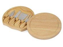 Подарочный набор для сыра в деревянной упаковке «Reggiano» (арт. 822118)