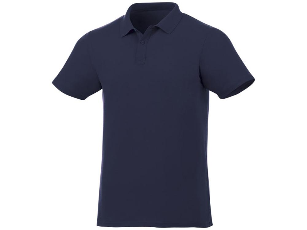 Рубашка поло Liberty мужская, темно-синий