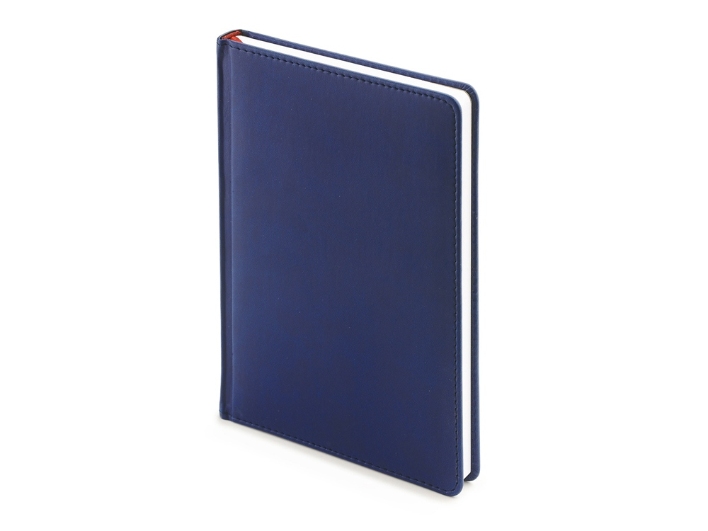 Ежедневник А5 датированный Velvet 2020, темно-синий