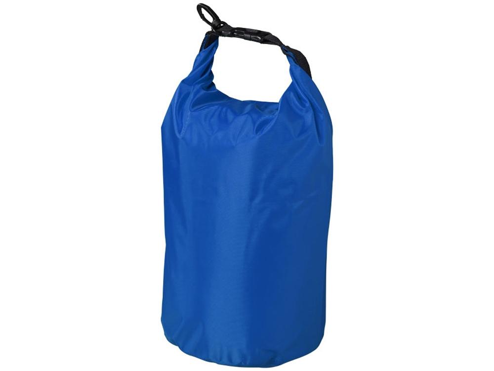 Походный 10-литровый водонепроницаемый мешок, ярко-синий