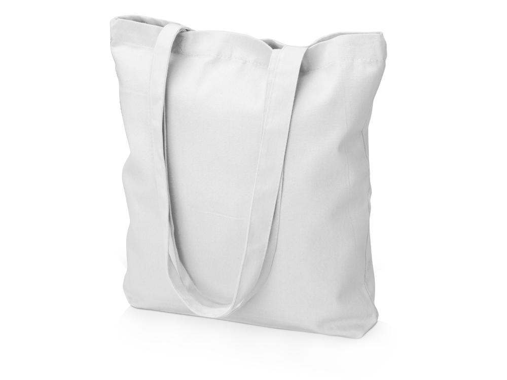 Сумка из плотного хлопка Carryme 220, белый