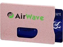 Чехол для карточек RFID «Straw» (арт. 13510102), фото 4