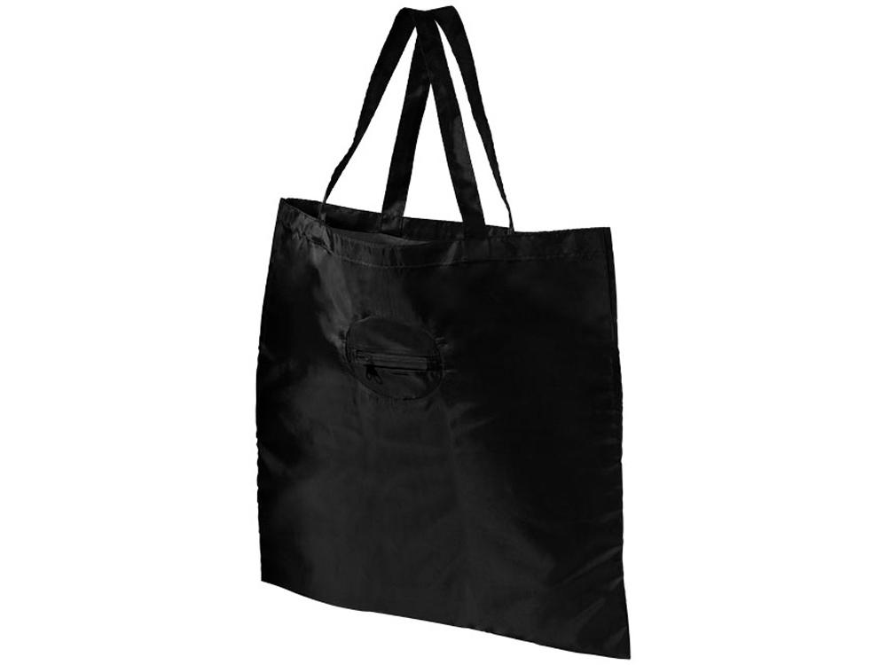 Складная сумка для покупок, черный