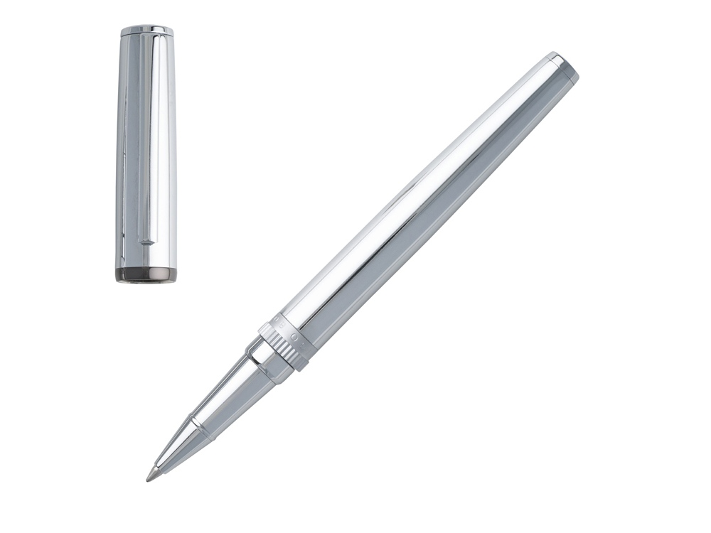 Ручка-роллер Gear Metal Chrome