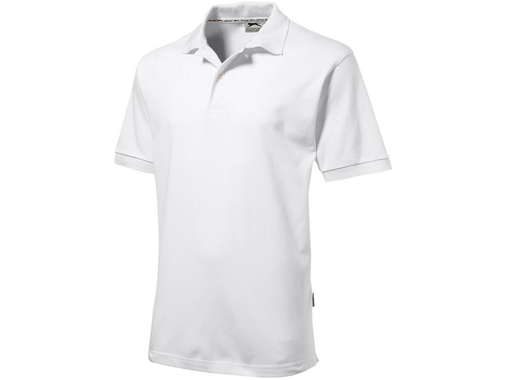 Рубашка поло Forehand мужская, белый