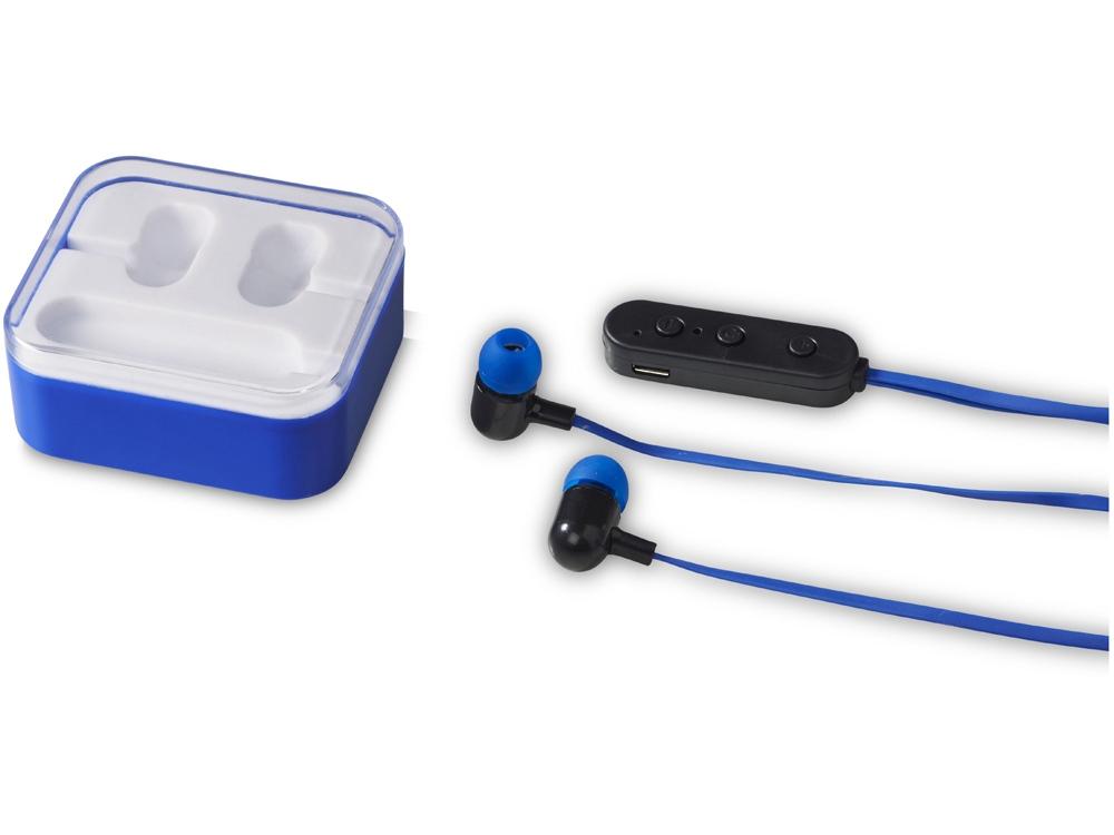 Наушники Color Pop с Bluetooth®, ярко-синий