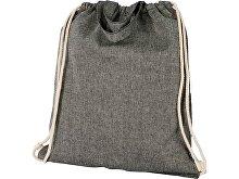 Сумка-рюкзак «Pheebs» из переработанного хлопка, 150 г/м² (арт. 12045901), фото 4
