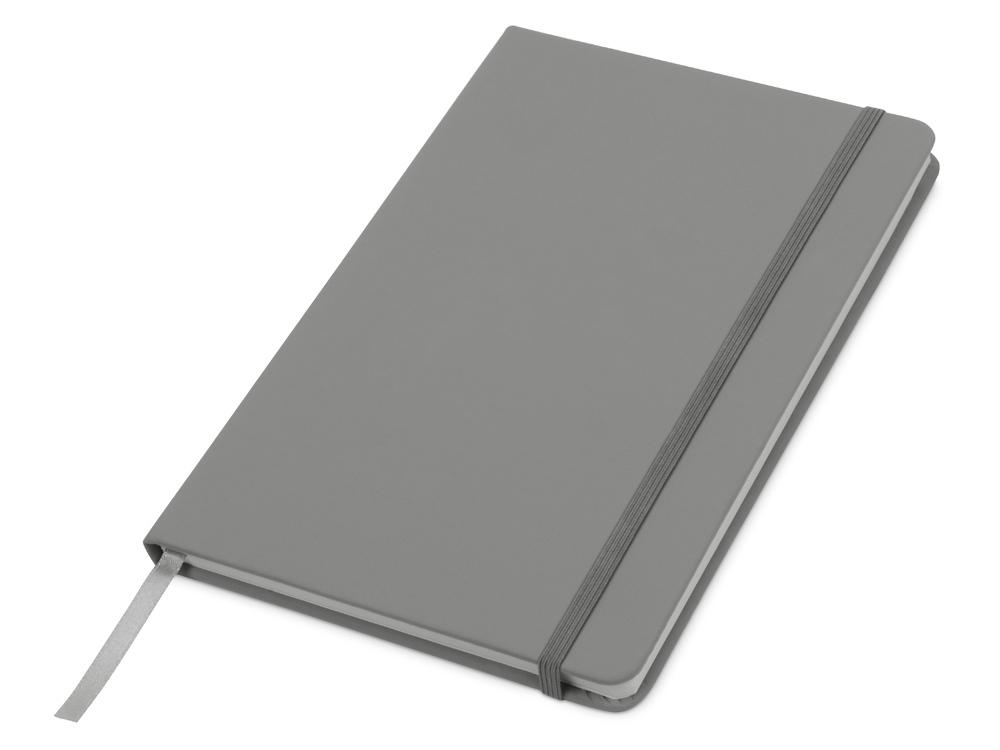 Блокнот А5 Spectrum, серый