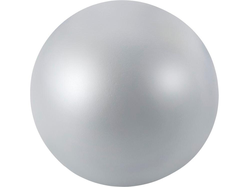 Антистресс Мяч, серебристый