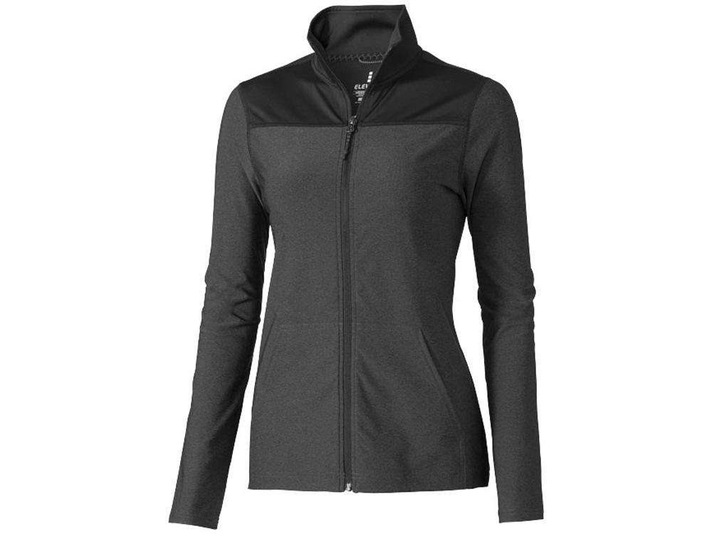 Куртка Perren Knit женская, темно-серый