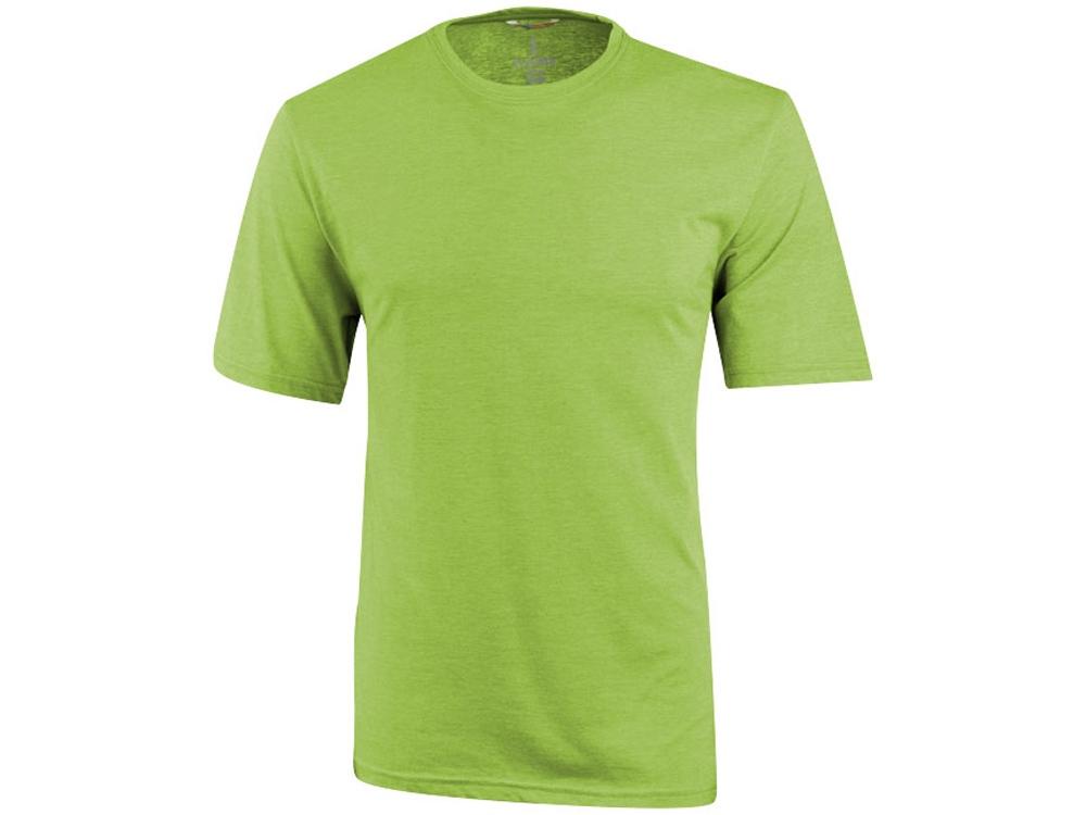 Футболка Sarek мужская, зеленое яблоко