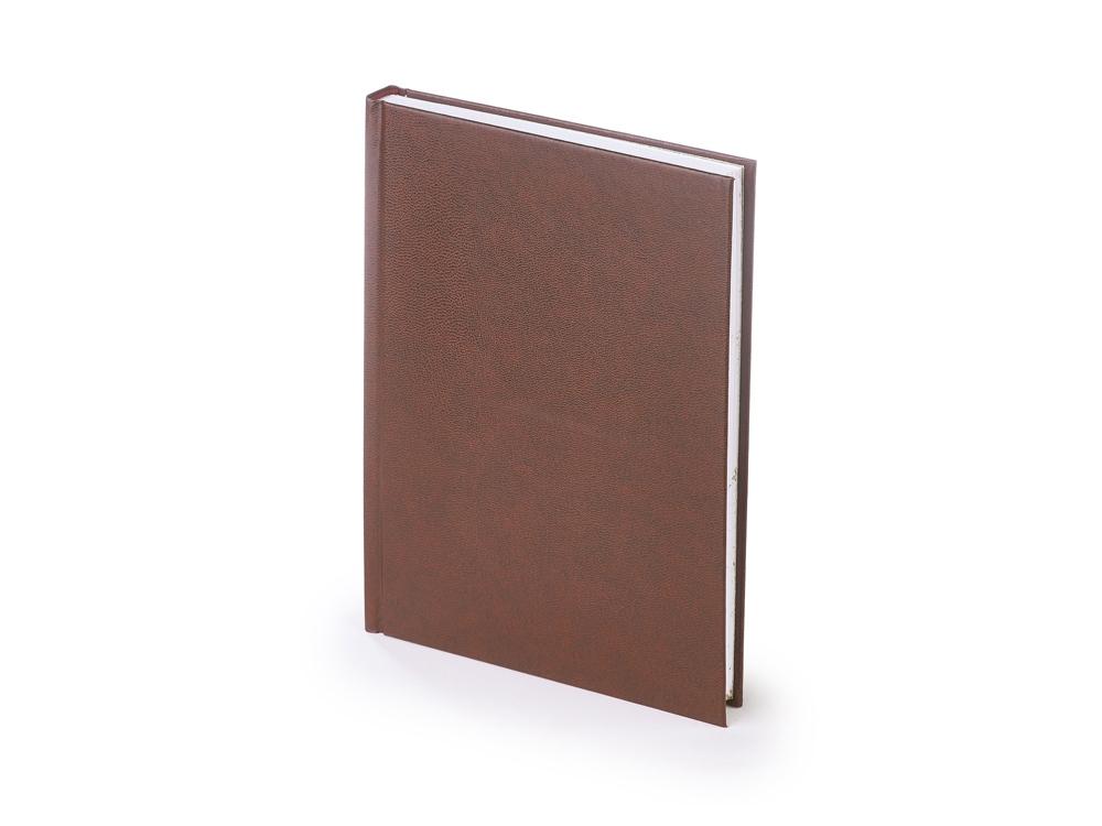 Ежедневник недатированный А5 Ideal New, коричневый