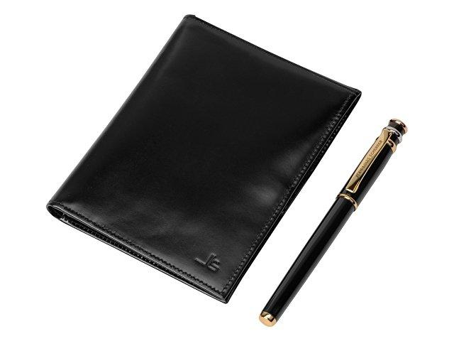 Подарочный набор: партмоне, ручка роллер