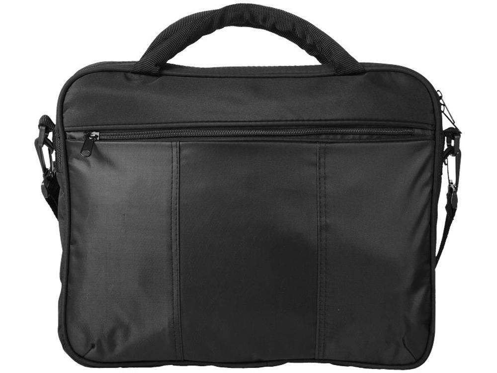 Конференц-сумка Dash для ноутбука 15,4, черный