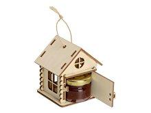 Подарочный набор «Варенье клубничное с мятой в домике» (арт. 700663)