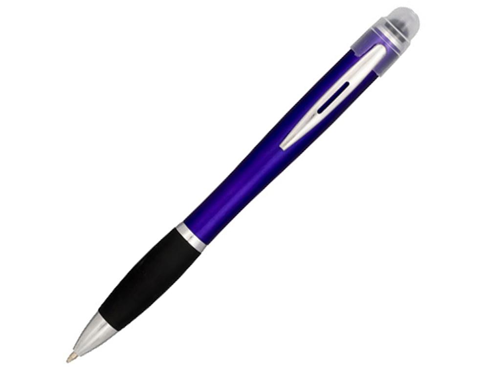 Nash светодиодная ручка с цветным элементом, пурпурный