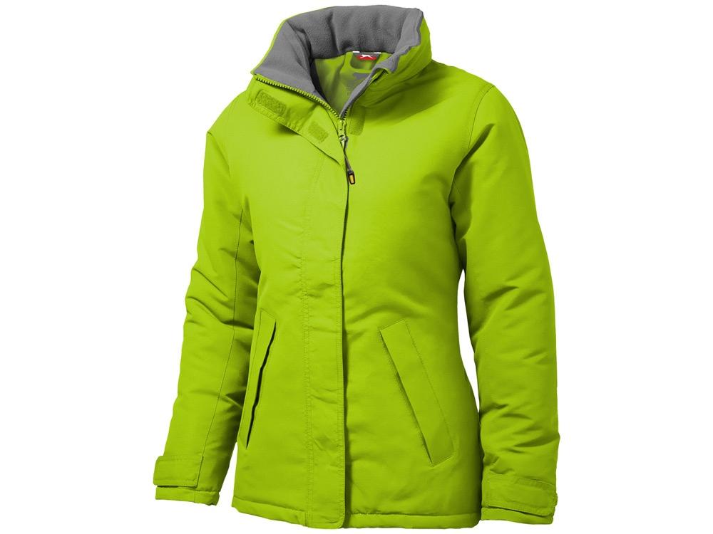 Куртка Under Spin женская, зеленое яблоко