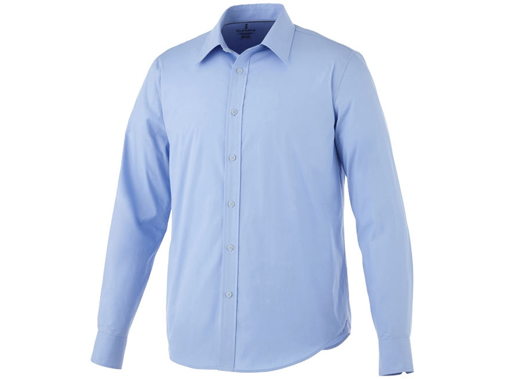 Рубашка с длинными рукавами Hamell, светло-синий