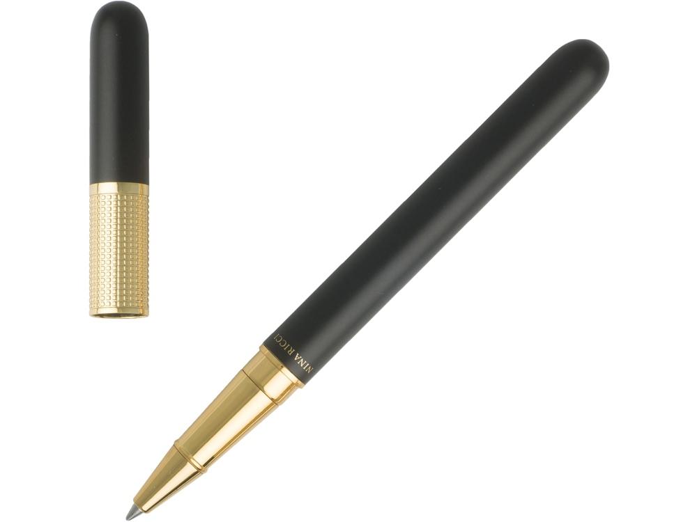 Ручка роллер Maillon Black. Nina Ricci