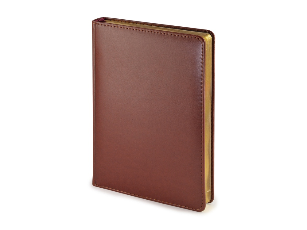 Ежедневник недатированный А5 Parliament, коричневый