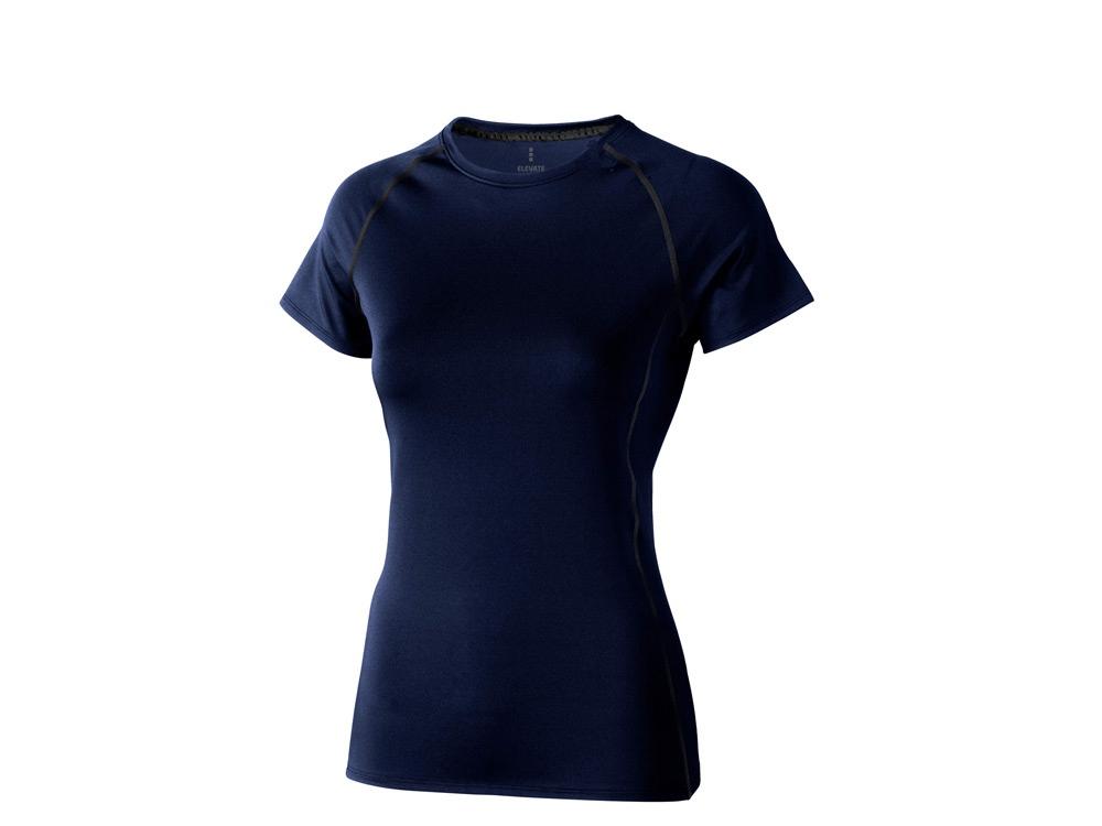 Футболка Kingston женская, темно-синий