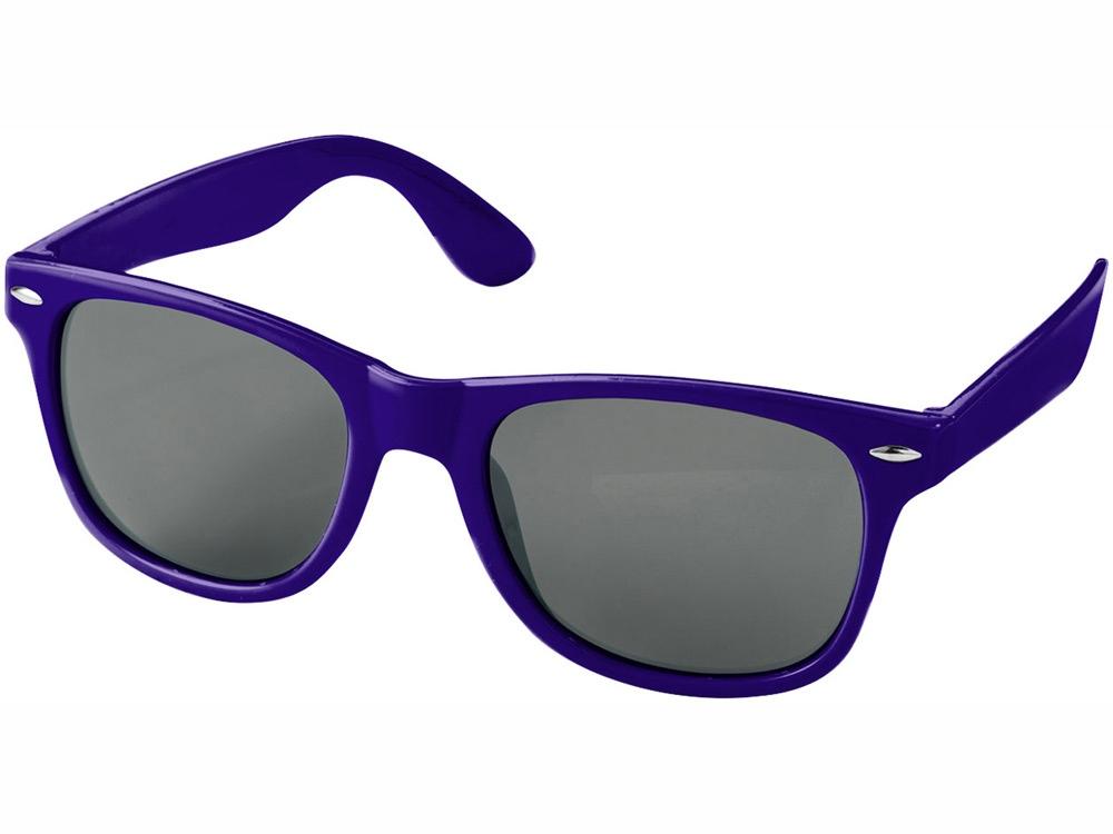 Очки солнцезащитные Sun ray, пурпурный