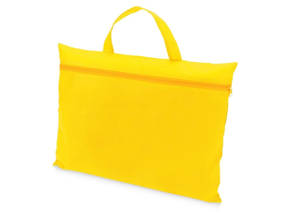 Сумка Берн, желтый