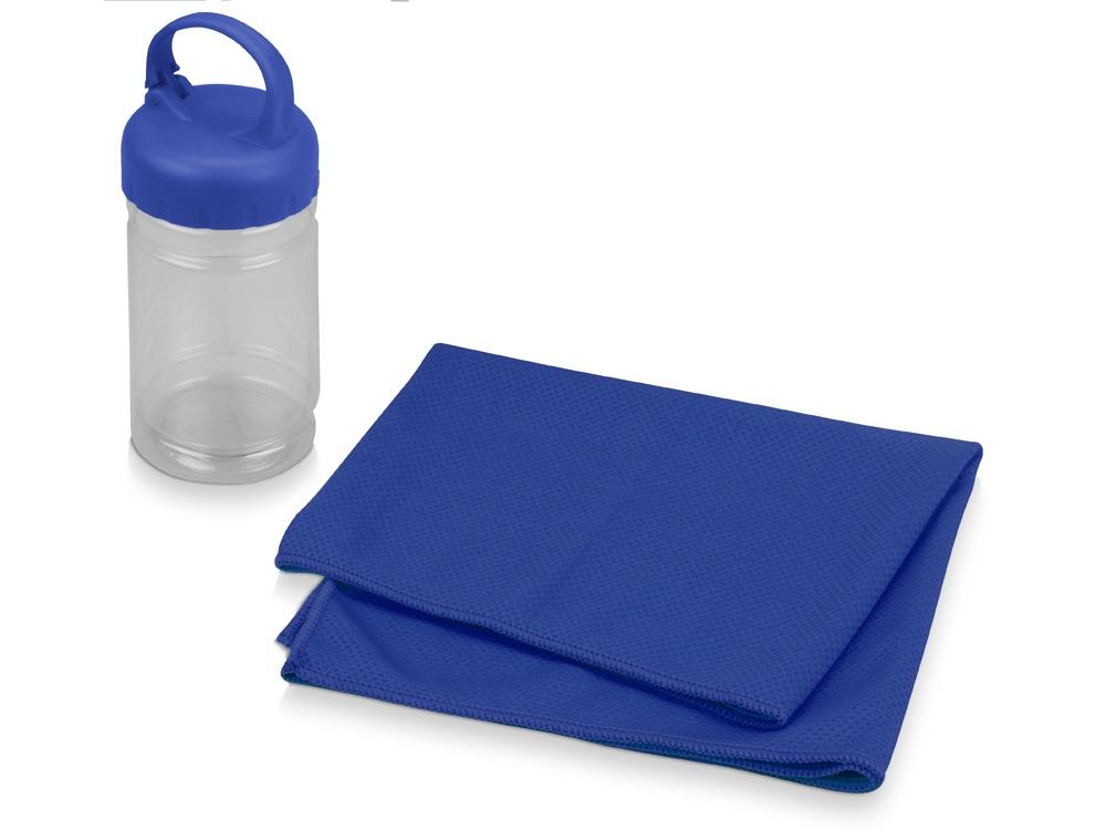 Набор для фитнеса Cross, синий
