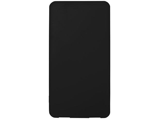 Портативное зарядное устройство «Reserve» с USB Type-C, 5000 mAh, черный