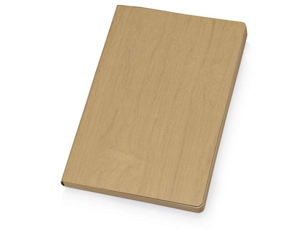 Блокнот А5 Arbor, мягкая обложка, бежевый