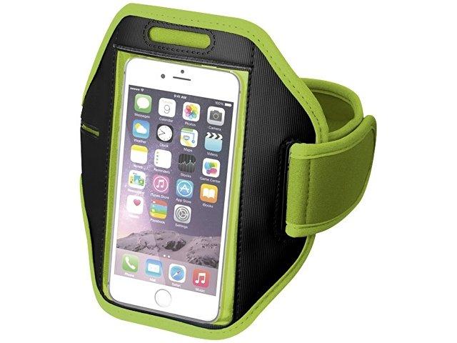Наручный чехол Gofax для смартфонов с сенсорным экраном, лайм