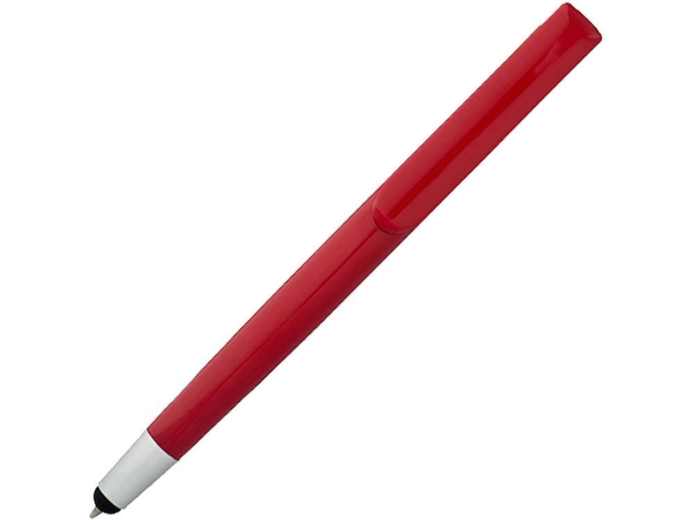 Ручка-стилус шариковая Rio, красный
