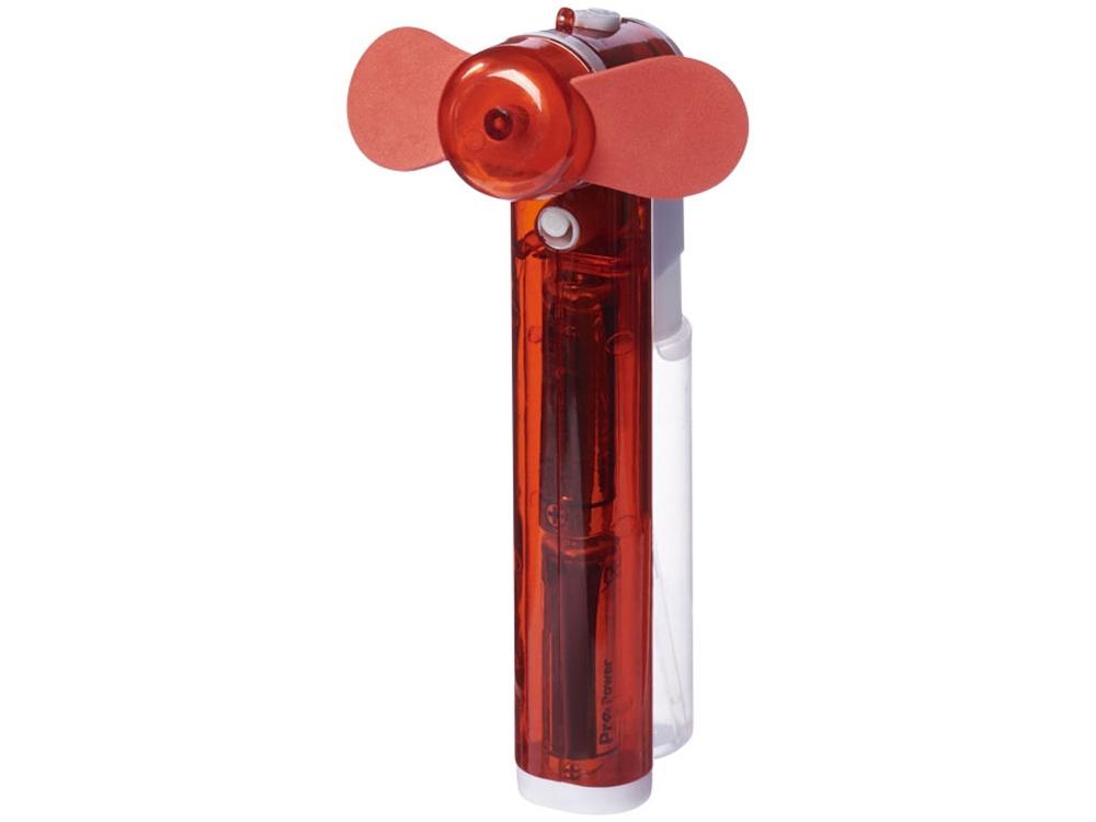 Карманный водяной вентилятор Fiji, красный