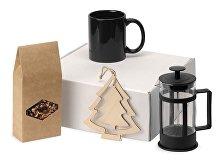 Подарочный набор с чаем, кружкой и френч-прессом «Чаепитие» (арт. 700411NY.07)