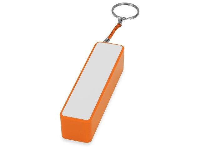 Подарочный набор Space Pro с флешкой, ручкой и зарядным устройством, оранжевый