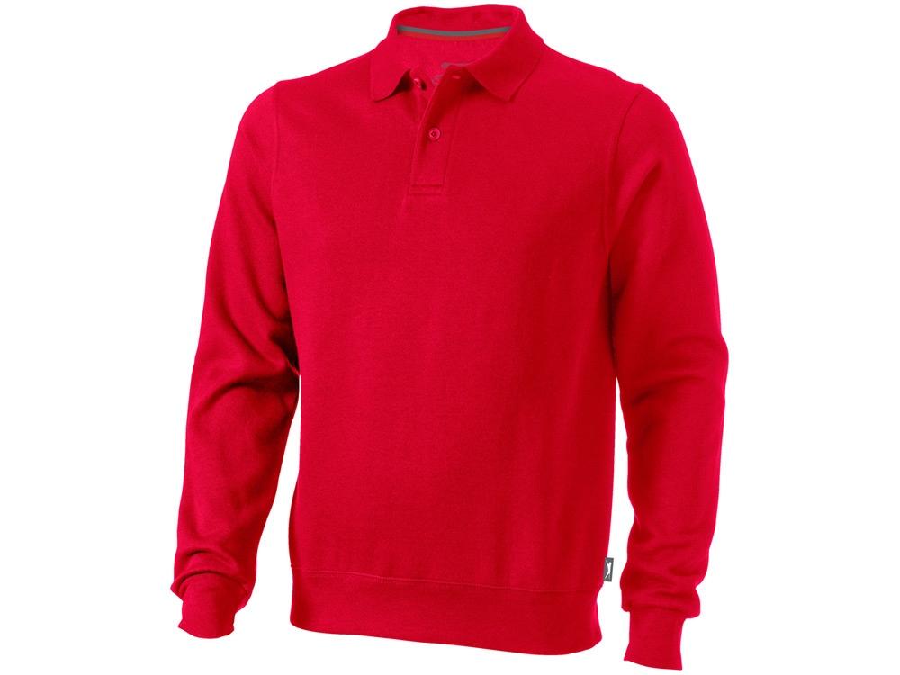 Свитер поло Referee мужской, красный